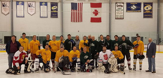 Stehly Memorial Hockey Game Raises Thousands for Students